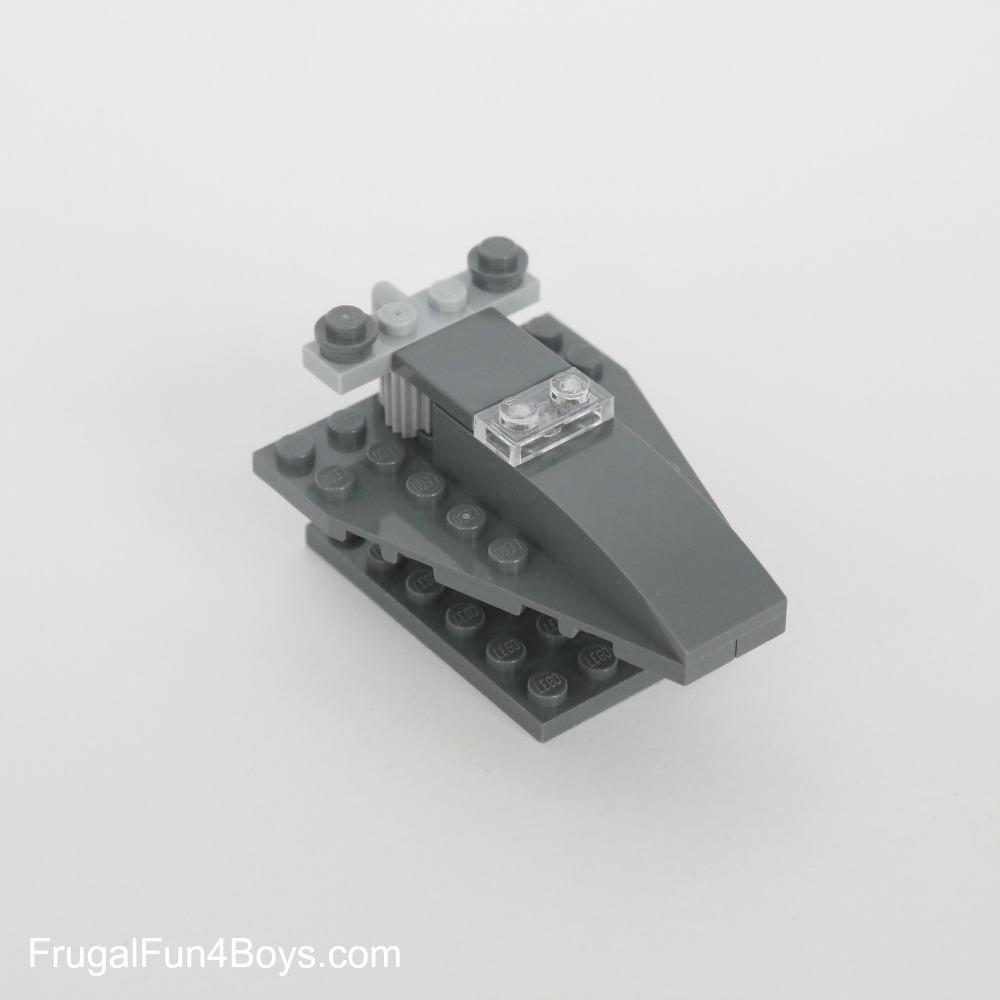 LEGO Star Wars Mini Ships