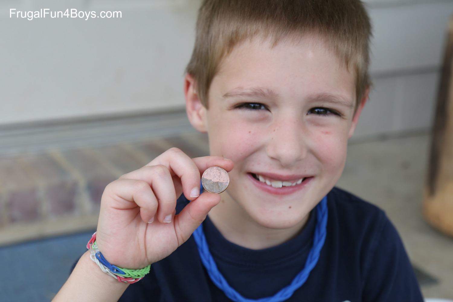 Science for Kids: Make Old Pennies Shiny Again