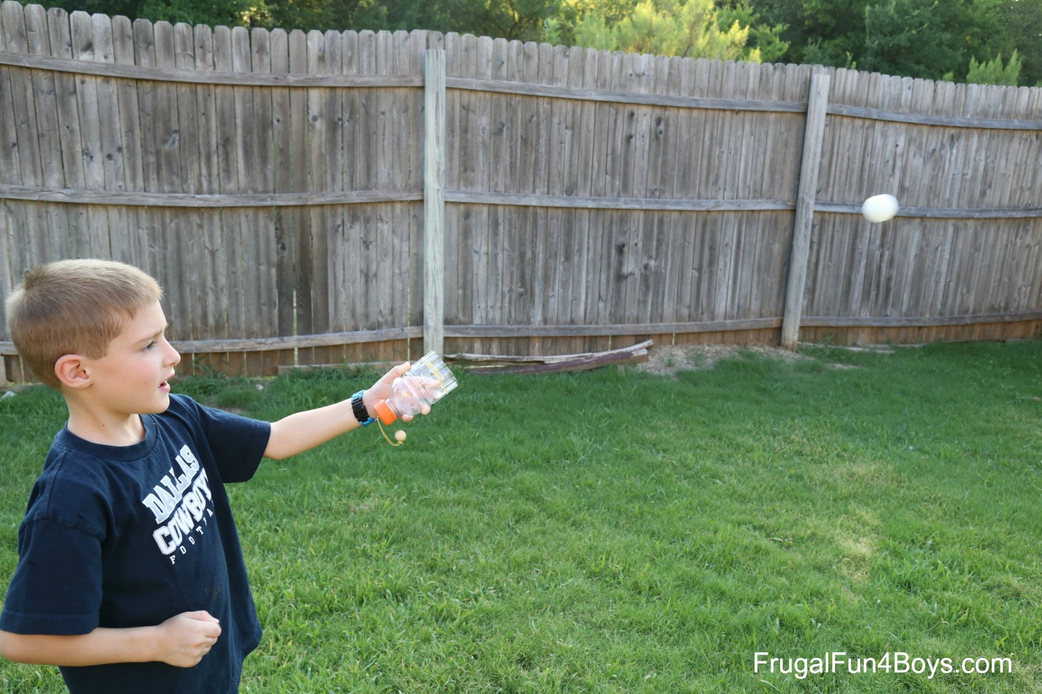 Make a Ping Pong Ball Launcher