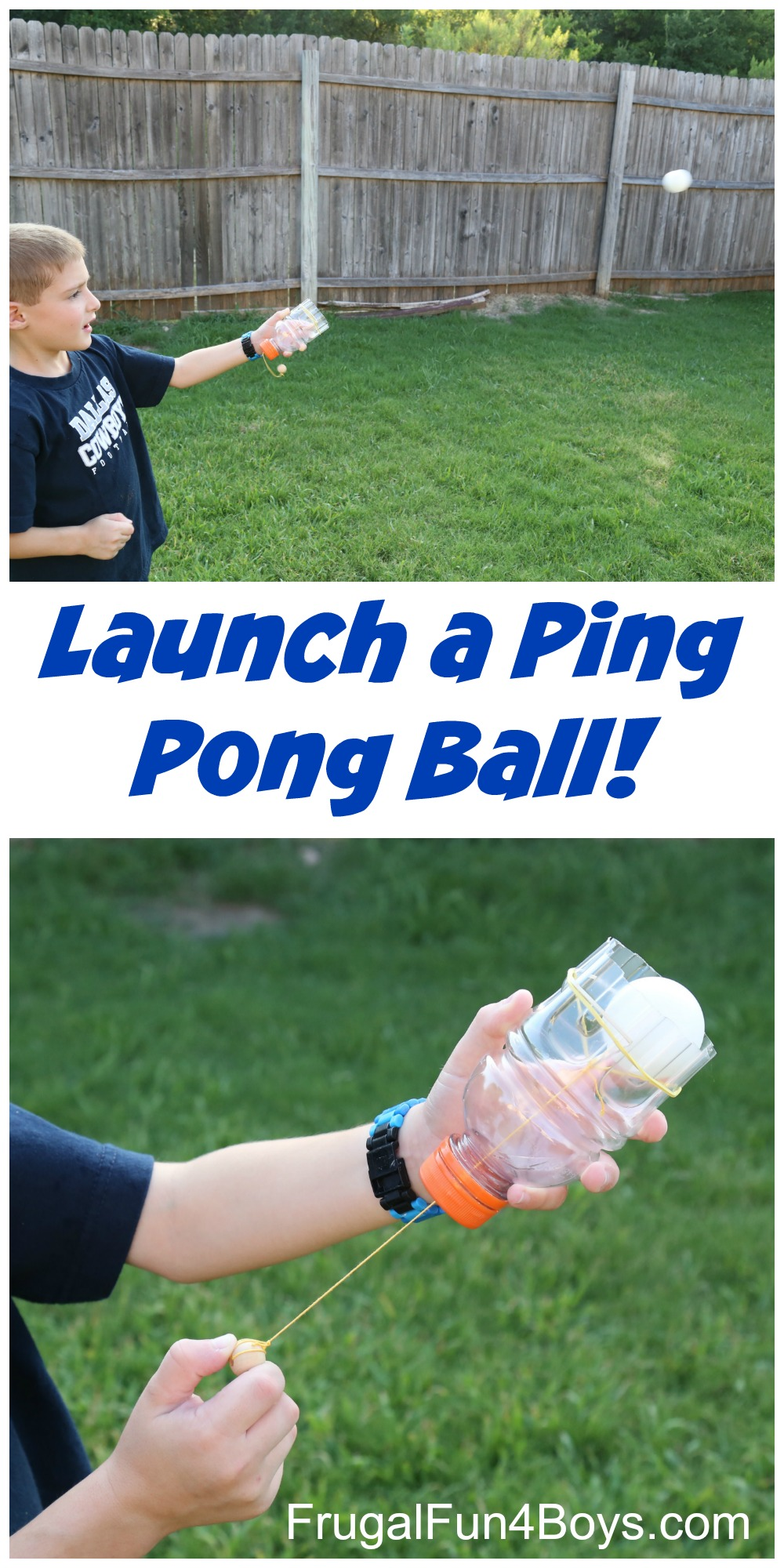 DIY Ping Pong Ball Shooter