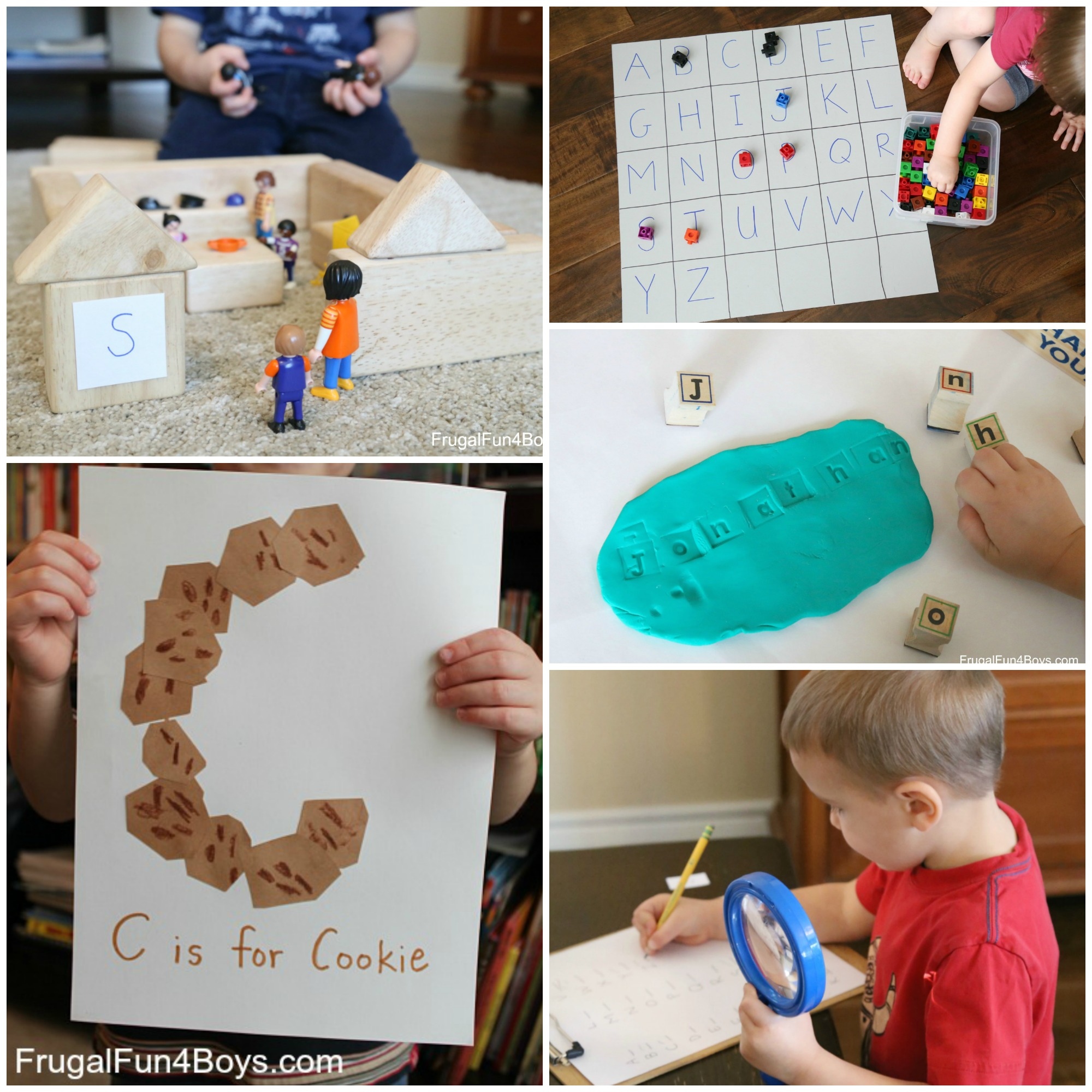 40+ of the BEST Math and Literacy Activities for Preschoolers