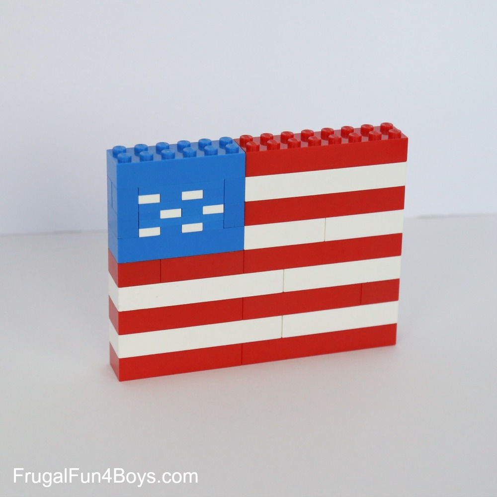 LEGO Olympics Projects