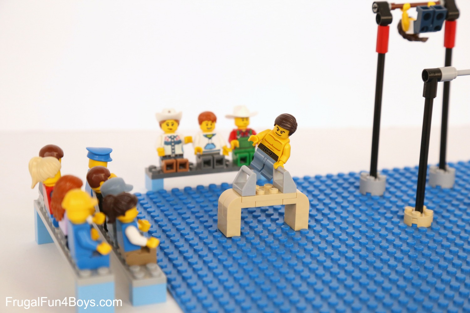 LEGO Summer Olympic Projects