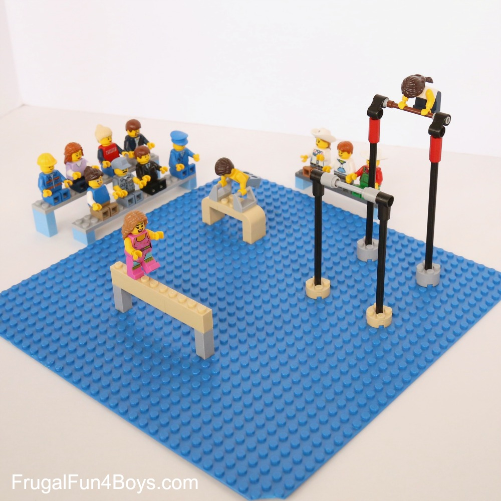 Build the LEGO Summer Olympic Games