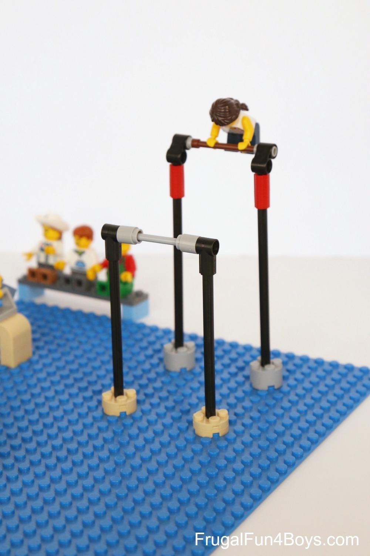 Build the LEGO Summer Olympics