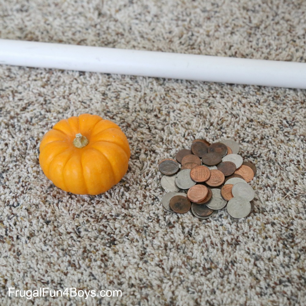 Fall Math: How Heavy is a Pumpkin?