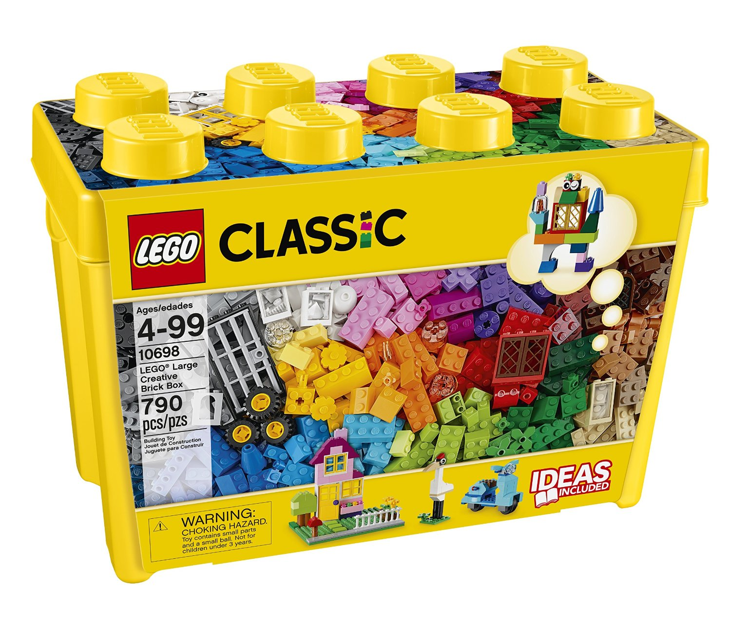 LEGO Hacks for Building a Collection and Encouraging Creative Building