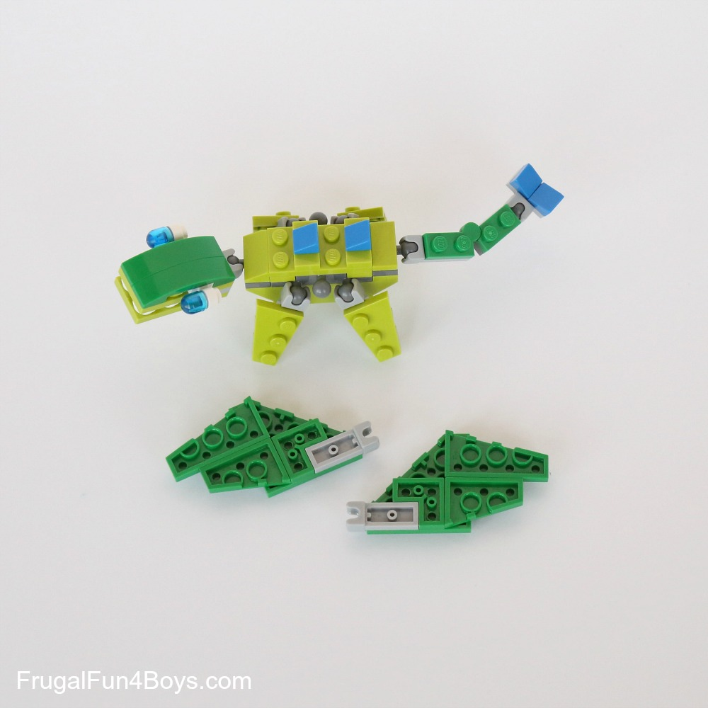 LEGO Mini Dragons
