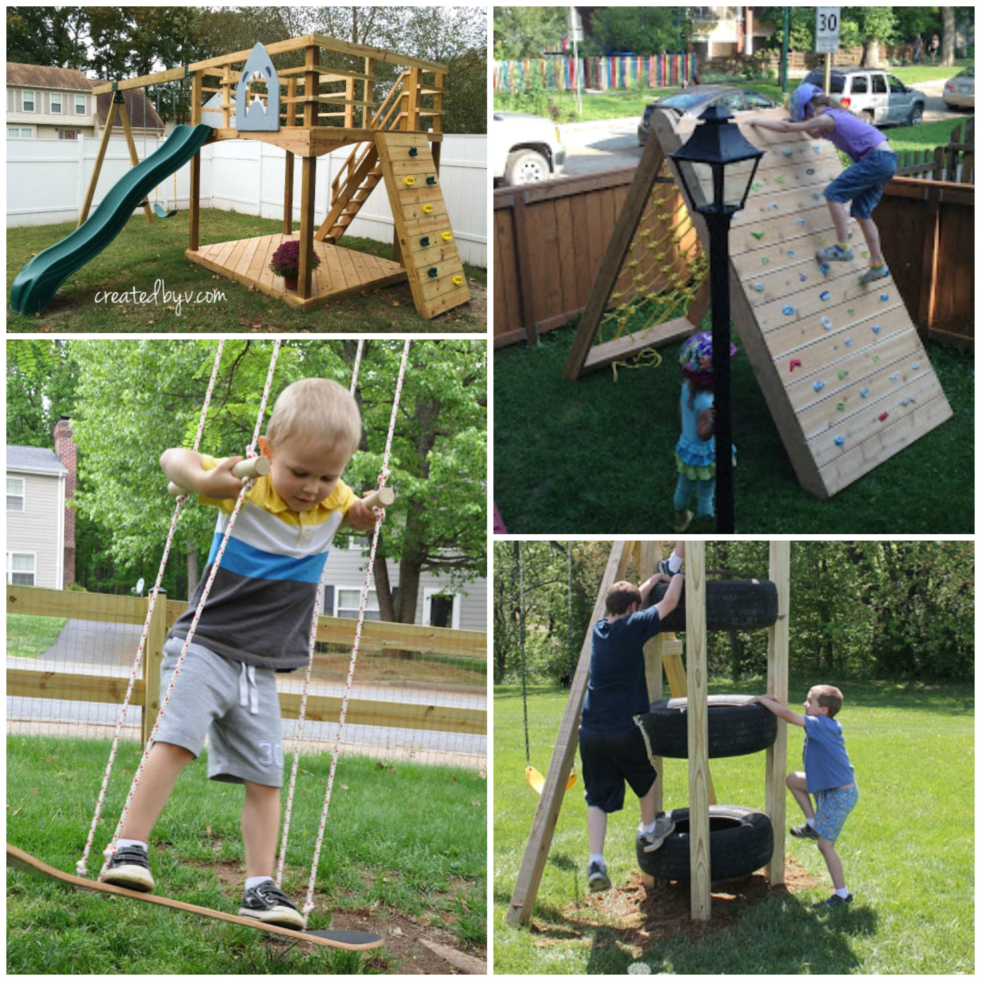 Outdoor Projects for Kids
