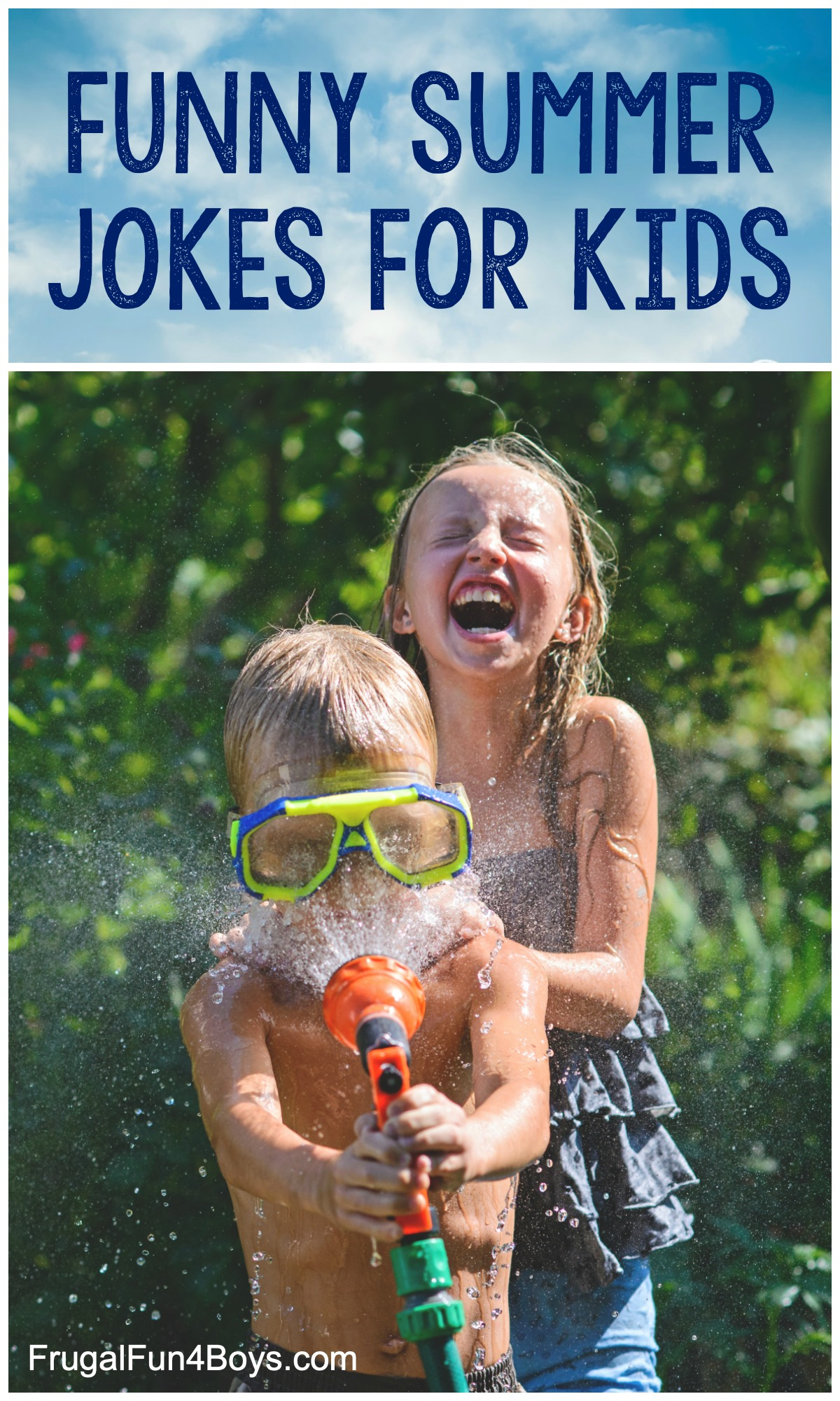 Summer jokes for kids