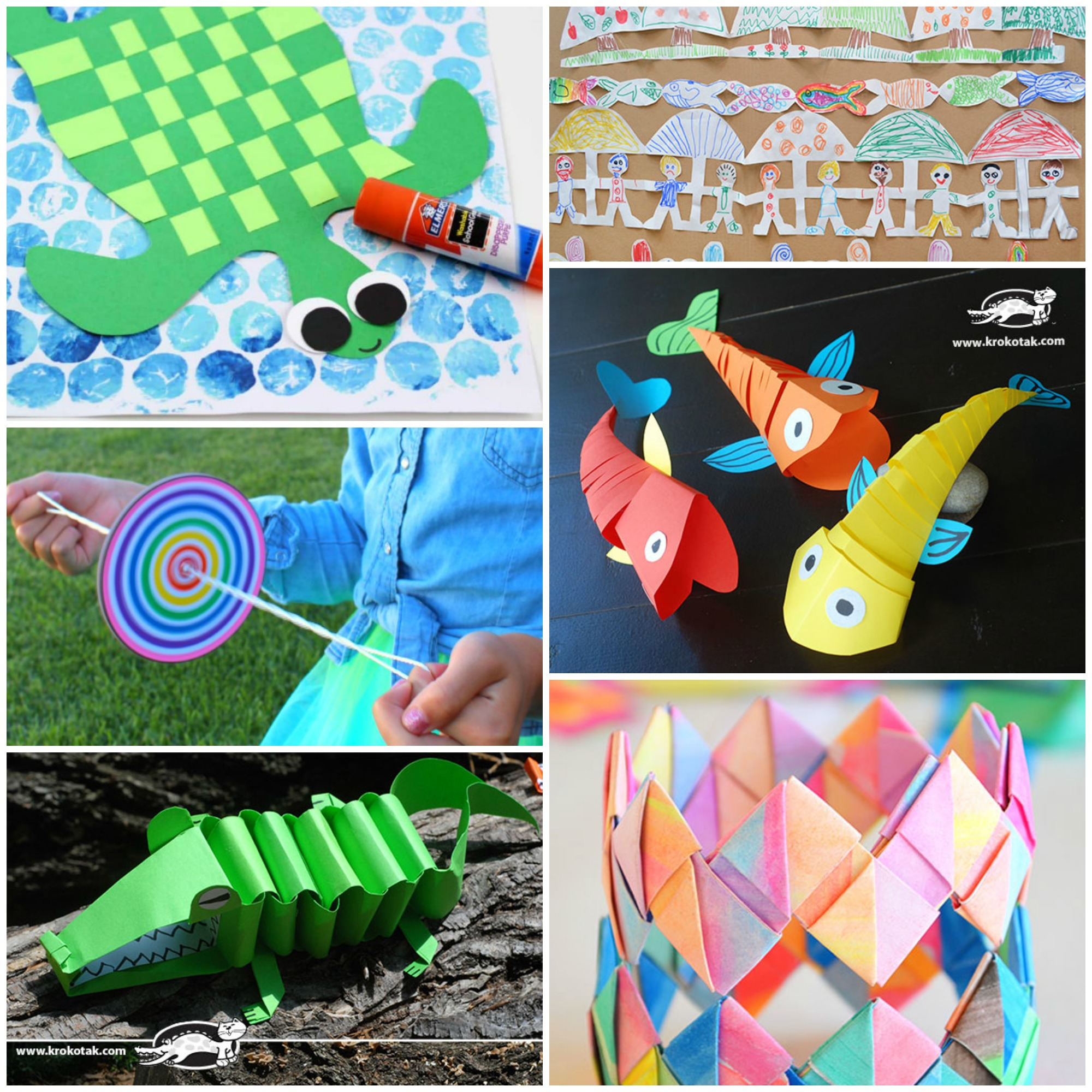 Paper Crafts For Kids 30 Fun Projects You Ll Want To Try Frugal Fun For Boys And Girls