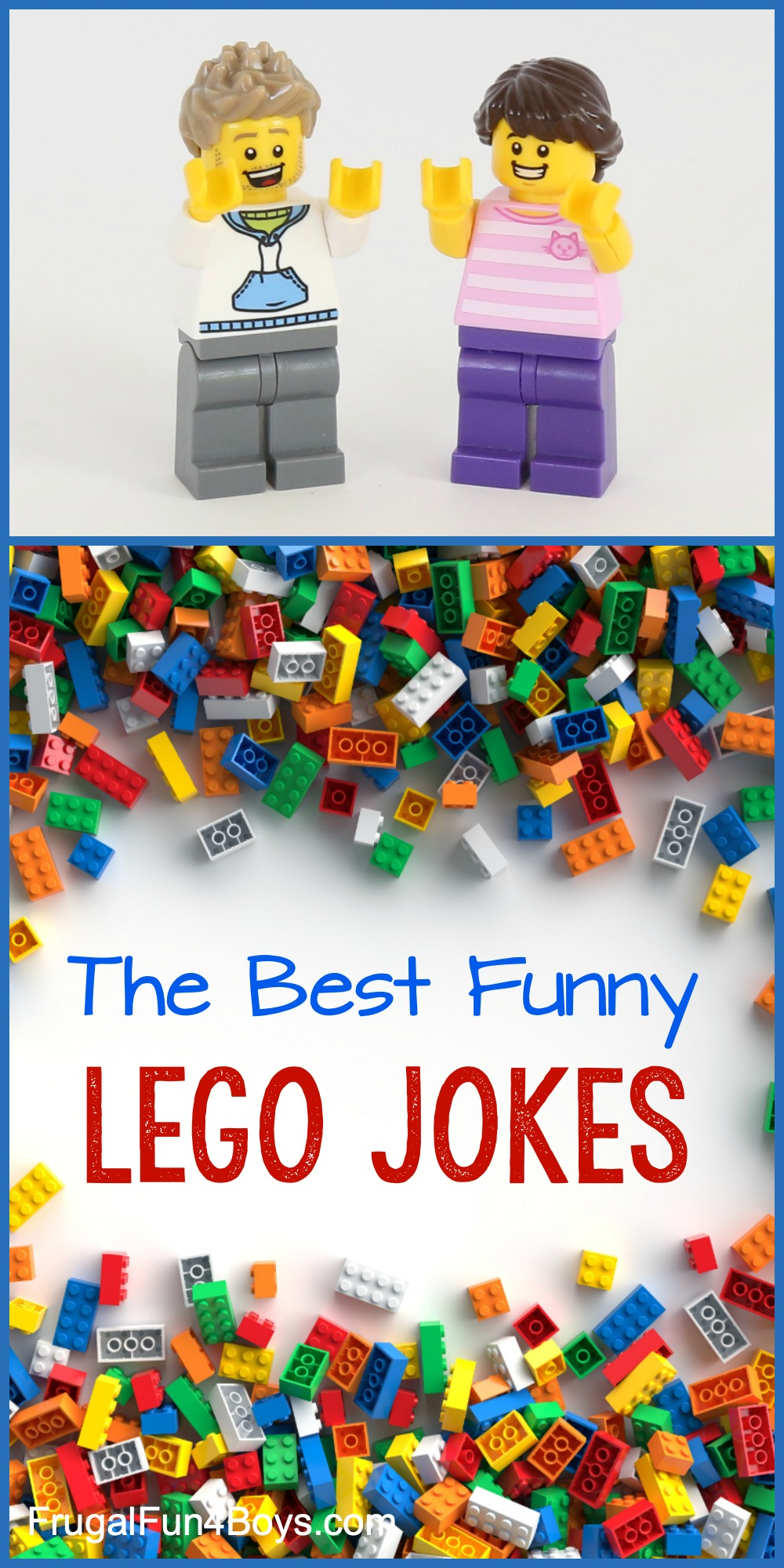 Funny Lego Jokes For Kids Frugal Fun For Boys And Girls