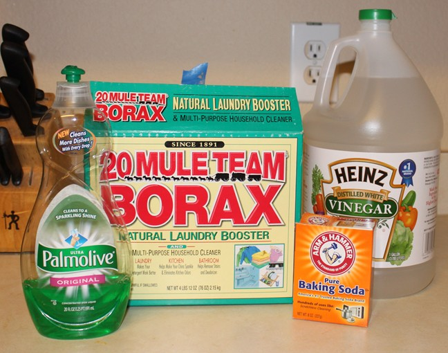 Homemade Cleaner That Neutralizes Boy Bathroom Stink - Household bathroom cleaners