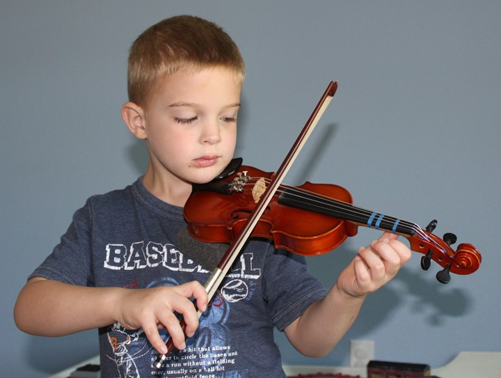 Suzuki Violin for Kids
