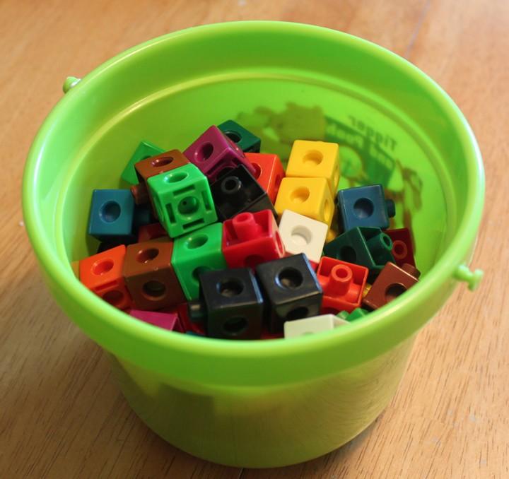 Preschool/Kindergarten Active Math Game