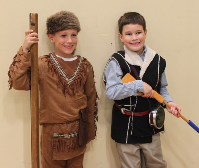 Frugal costume ideas frontiersman zookeeper and more we ended up buying aidans outfit this year an indian costume from target already marked down it was totally solutioingenieria Images
