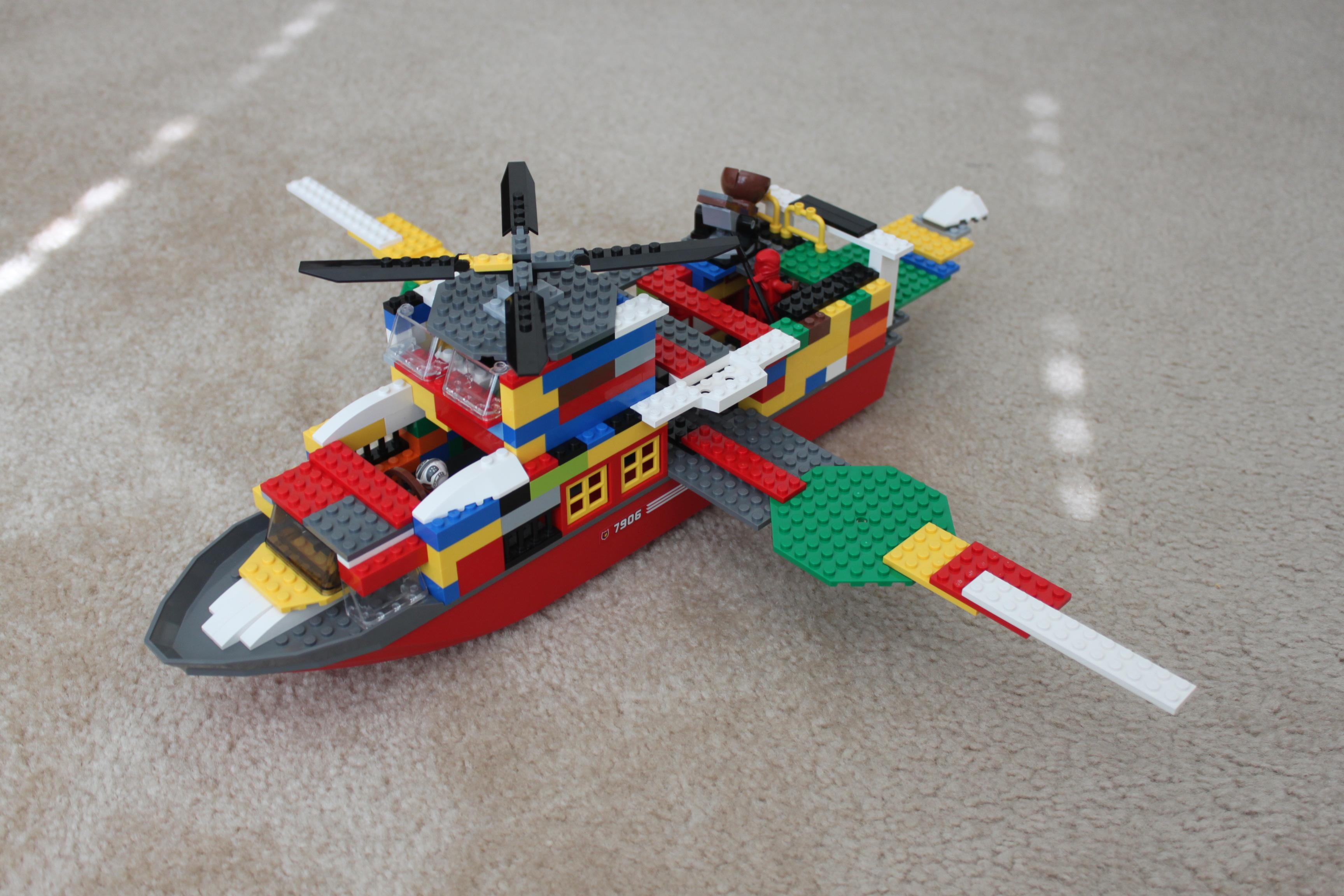 Coming Soon:  Lego Fun Fridays