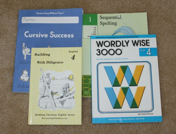 Our Homeschool Curriculum Choices Fourth Grade Frugal Fun For