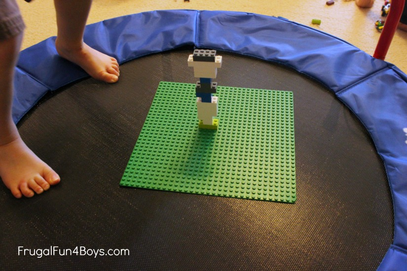 Lego Activity: Earthquake Towers