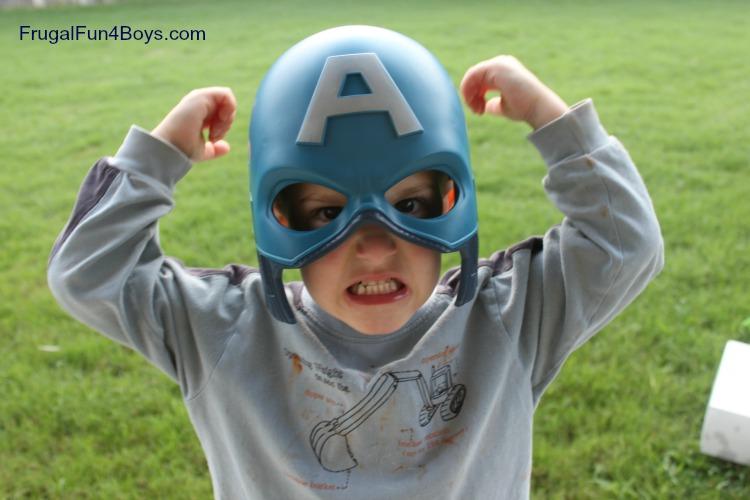 Biblical Boyhood Part 1:  The Heart of a Hero