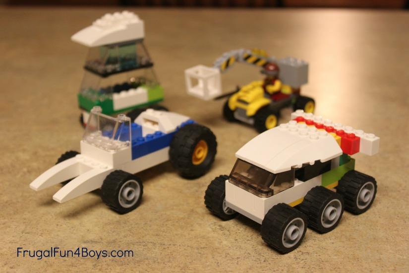Lego Fun Friday