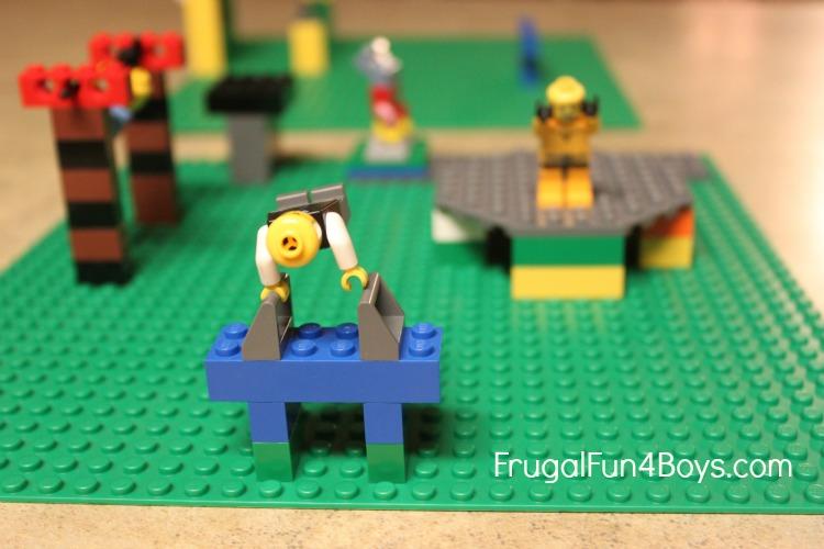 Lego Fun Friday – Olympic Legos!