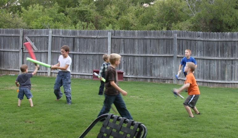 Biblical Boyhood Part 2:  Fighting, Retaliation, and Bullies