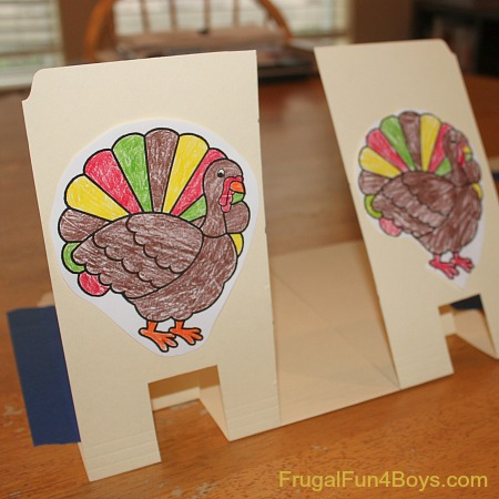 Nerf Turkey Targets