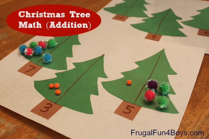 Christmas Tree Math