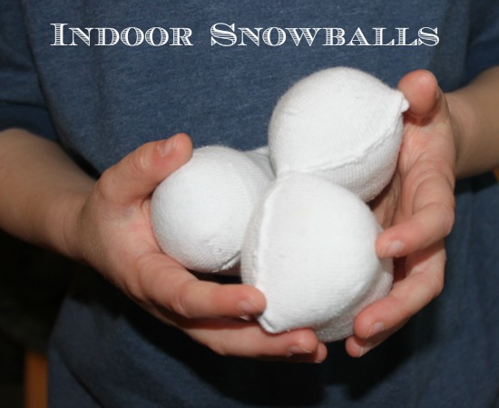 "Indoor ""Texas"" Snowballs"