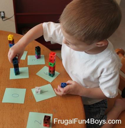 hands on preschool activities five number activities for preschoolers using materials 54944