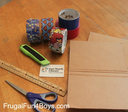 How To Make A Duct Tape Wallet - 22 insanely useful things can duct tape