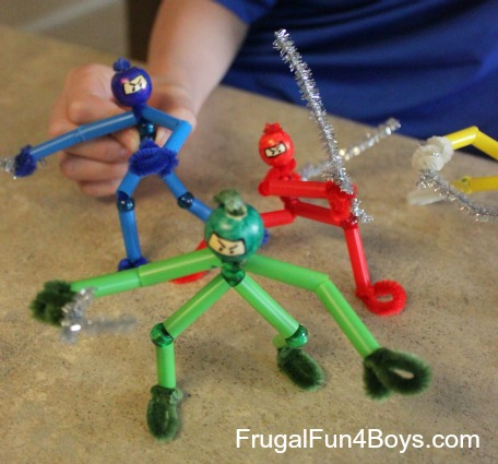 20 Unplugged Ideas For Keeping Tween Age Boys Busy