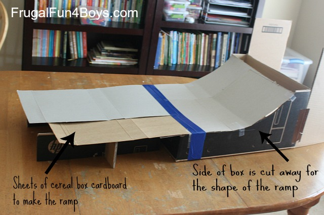 DIY Skee Ball Game