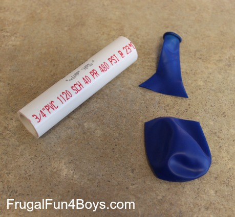 Make a Nerf Dart Popper