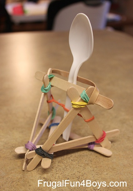 Candy Corn Catapult
