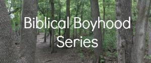 Biblical Boyhood