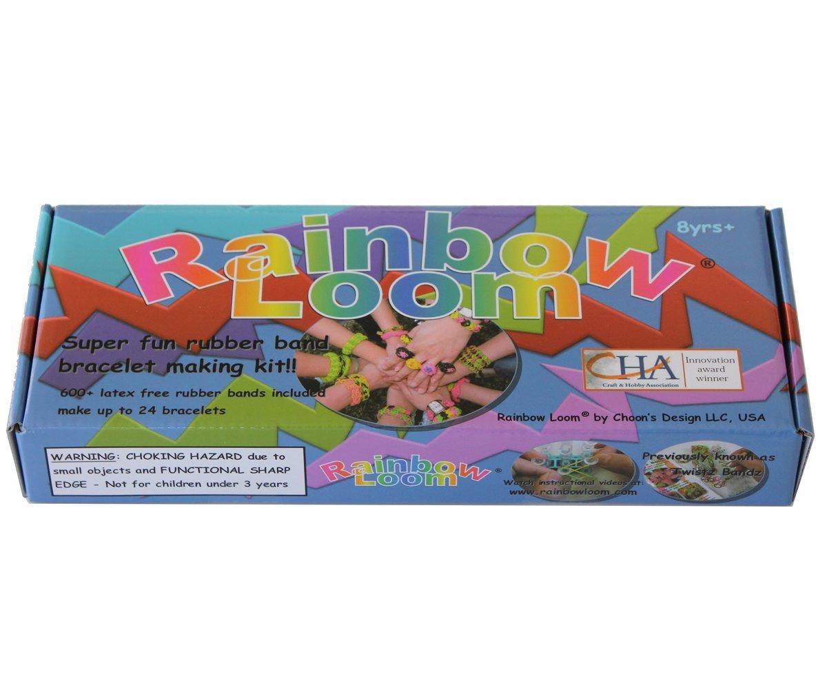 Rainbow Loom Sale on Amazon - Frugal Fun For Boys and Girls Rainbow Loom Kit Amazon