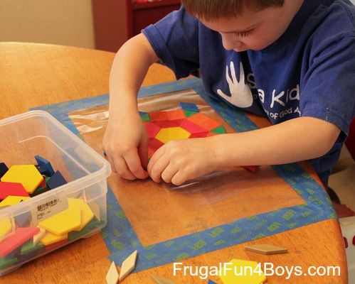 Learning Activities for Four Year Olds - Frugal Fun For ...