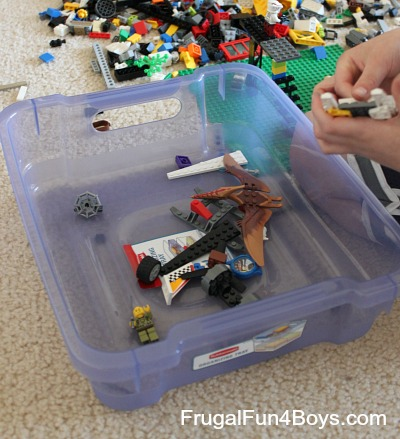 Living with Legos Storage and Organization Ideas & Living with Legos: Reality-Based Storage and Organization Ideas