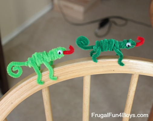 craft ideas for pipe cleaners easy craft for pipe cleaner animals 6223