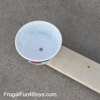 How to Build a Water Balloon Launcher