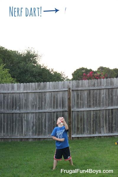 Build a Nerf Dart Shooter