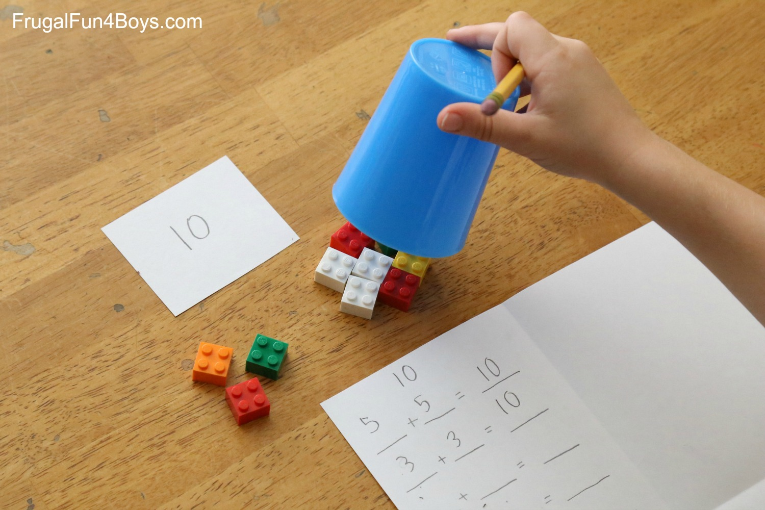Hands on Math Activities for Making Elementary Math Fun!