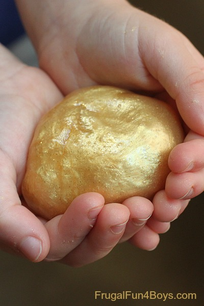 How to Make Gold Slime
