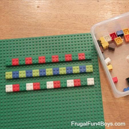 Pattern Activities for Preschool and Kindergarten
