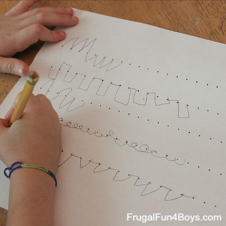 Pattern Activities for Preschoolers and Kindergartners