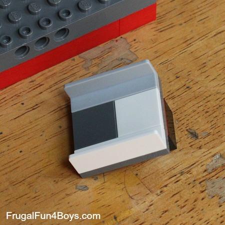 Lego Candy Dispenser