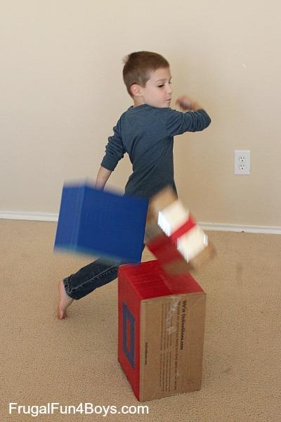 Indoor Active Games for Preschoolers