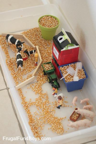 Farm Unit for Preschoolers